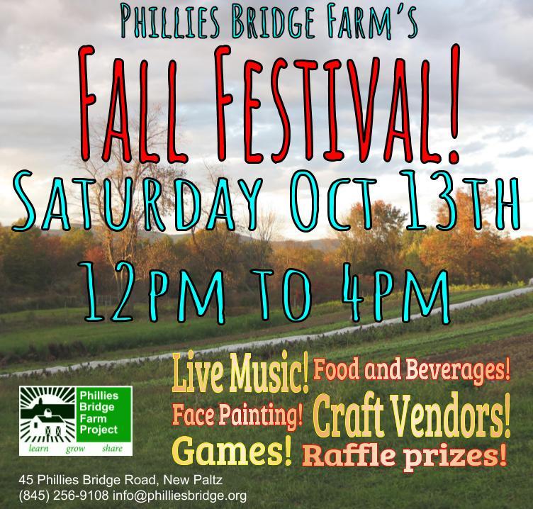 Fall Festival - Phillies Bridge Farm Project